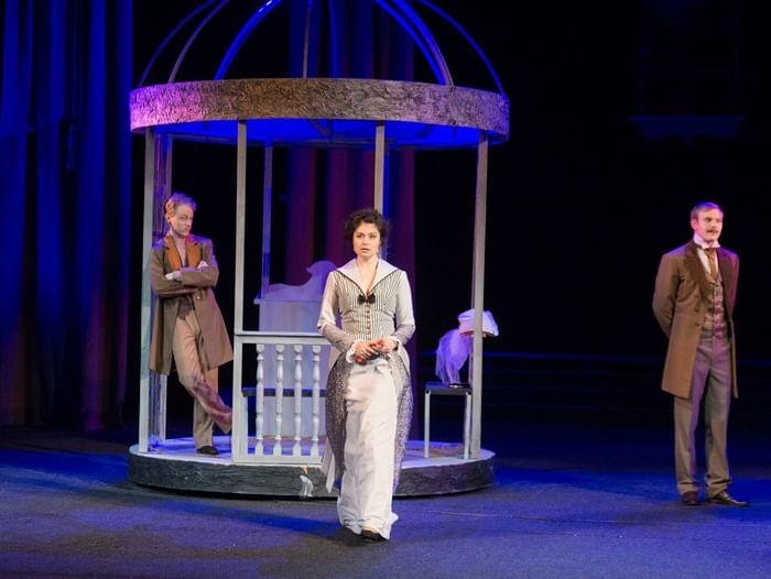 Творческий вечер «Драматургия А. И. Сумбатова на современной сцене»