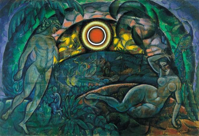 Самые гипнотизирующие картины русских художников