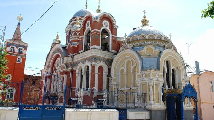 Великокняжеская церковь в Ельце