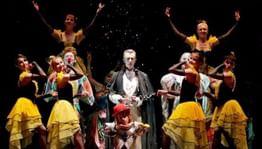 Новое прочтение «Принцессы цирка» в Московском театре мюзикла