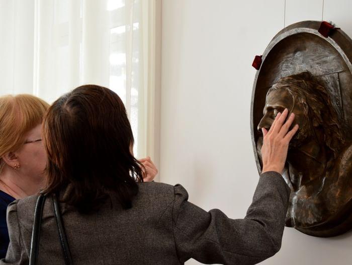 Экскурсия для слабовидящих «Скульптура на ощупь»