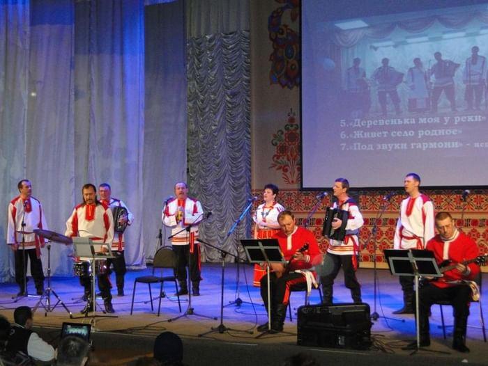 Концерты из цикла  «Песенный край Белгородчины»