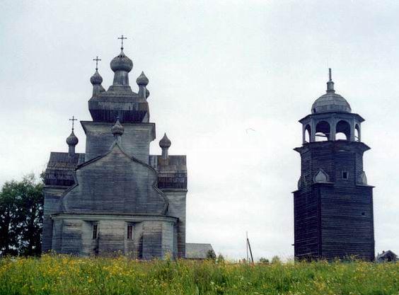 Церковь Преображения Господня в селе Турчасове