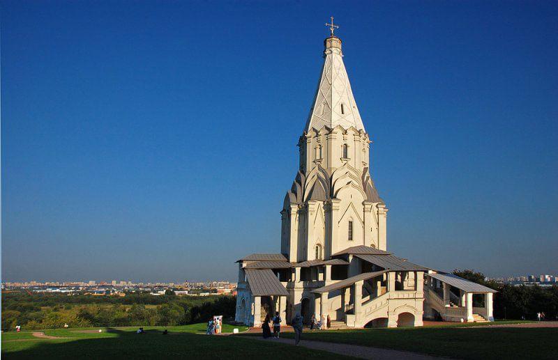 Храм Вознесения в Коломенском (Москва)