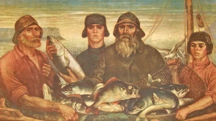 «Батюшко Океан, Студеное море». Традиции поморов в сказках и былинах