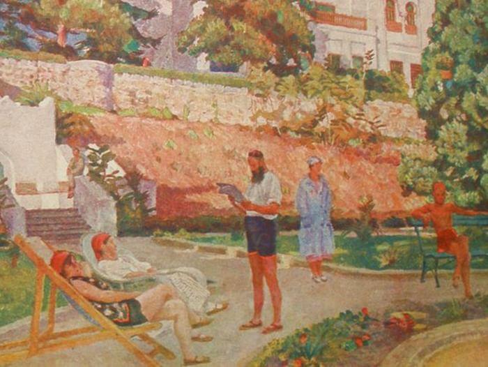 Выставка «Садово-парковое искусство в прошлом и настоящем»