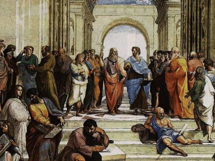 Выставка «Наследие Аристотеля: античная интеллектуальная традиция и современность»