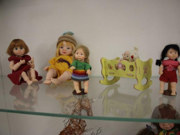 Выставка «Город кукол»