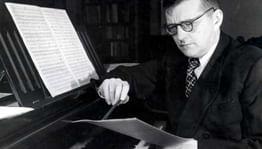 Денис Мацуев играет Шостаковича