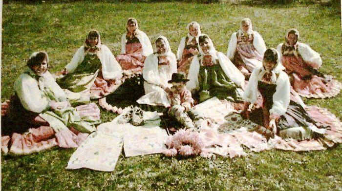 Весенний праздник «Маргоски» в южных районах Курской области