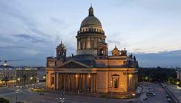 10 лучших зданий России, созданных иностранцами