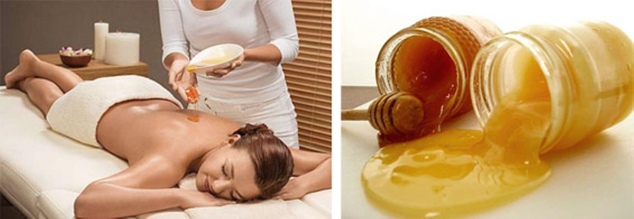Антицеллюлитный массаж в домашних условиях с мёдом 338