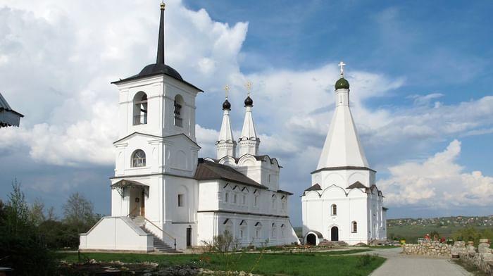 Спасо-Преображенский Воротынский женский монастырь в Калуге