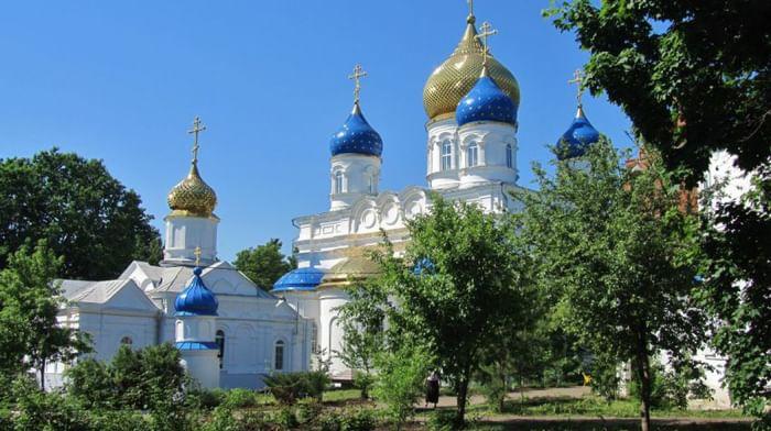 Параскево-Вознесенский Пайгармский женский монастырь в Рузаевском районе Мордовии