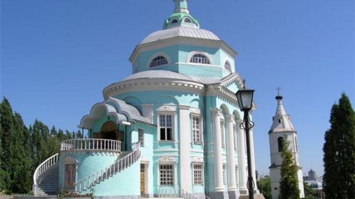 Алексиевский Акатов женский монастырь в Воронеже