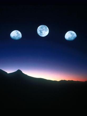 Луна — седьмой континент Земли