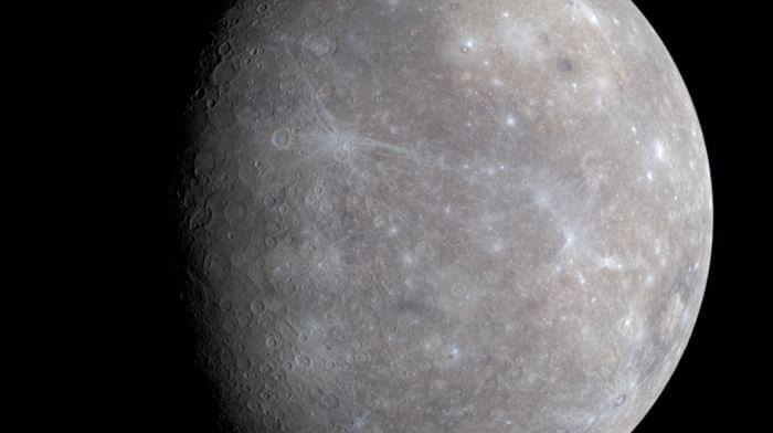 Спецкурс «Парад планет». Меркурий и Луна