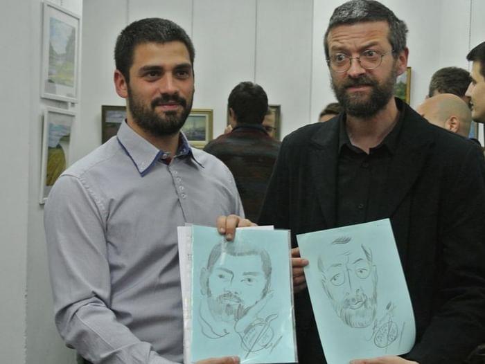 Выставка живописи «Образы»
