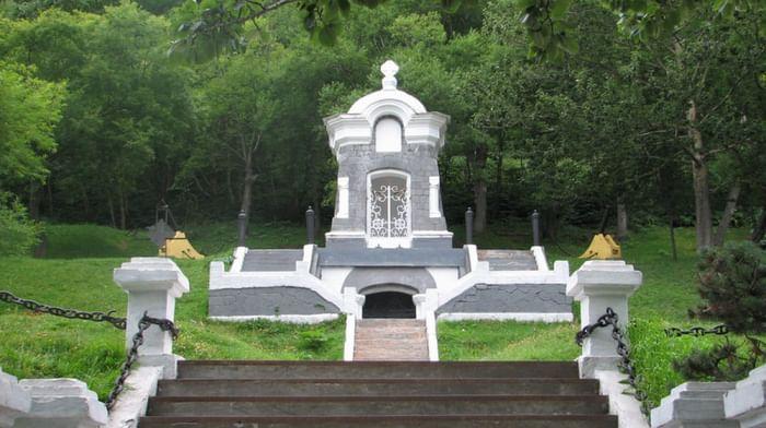 Часовня в Петропавловске-Камчатском
