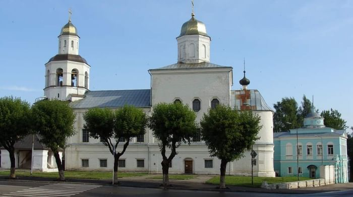 Собор Вознесения Господня в Вознесенском монастыре Смоленска