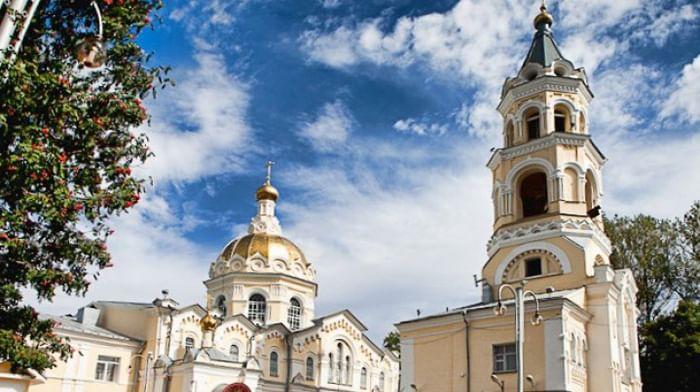 Собор Андрея Первозванного в Ставрополе