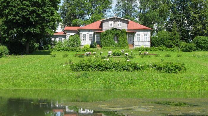 Мемориальный музей-усадьба Н. А. Римского-Корсакова