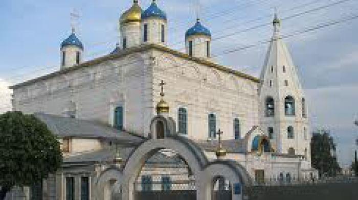 Собор Введения Пресвятой Богородицы во Храм в Чебоксарах