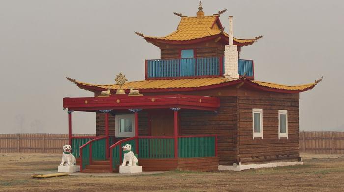 Табангут-Ичетуйский дацан в Республике Бурятия