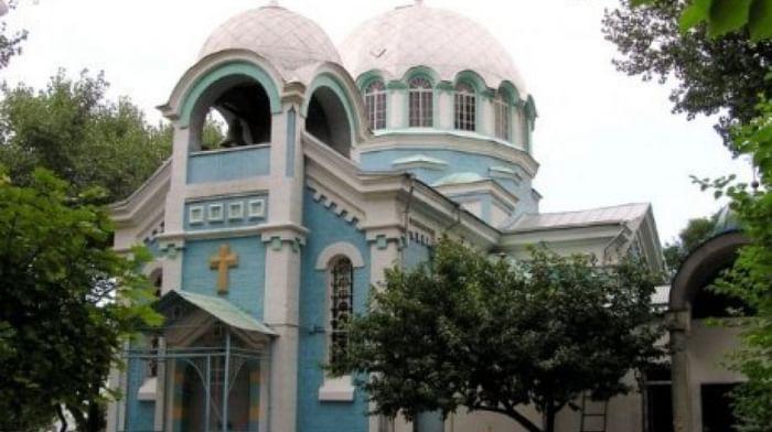 Свято-Успенский кафедральный собор вМахачкале