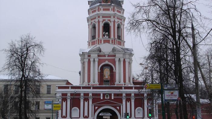 Донской ставропигиальный мужской монастырь в Москве