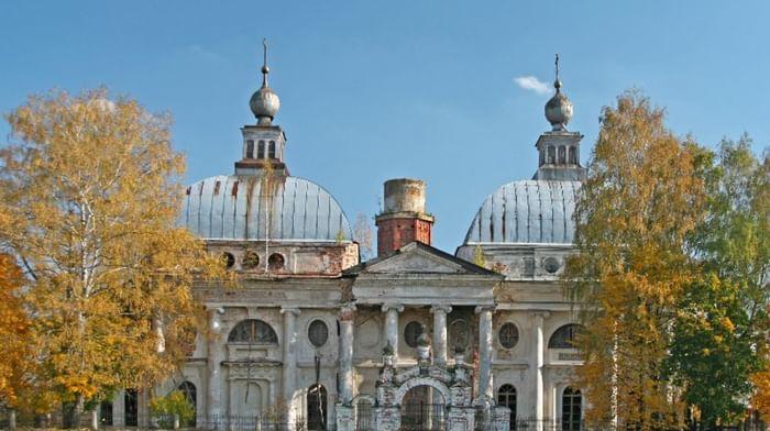 Храм Иконы Божией Матери Казанская в Яропольце