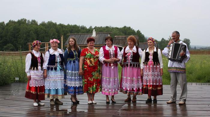 Песенная традиция поляков села Вершина Боханского района Иркутской области