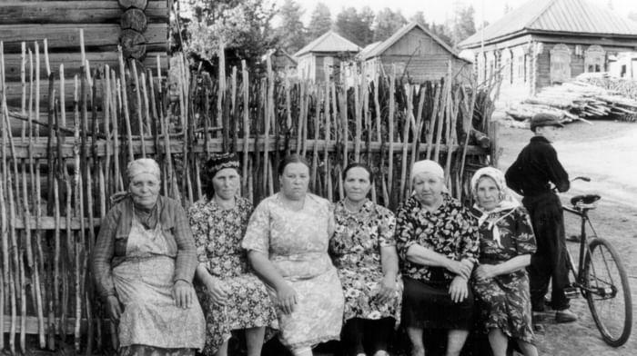 Свадебный обряд, песни и причитания русских старожилов Томского Приобья