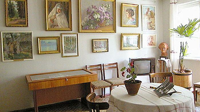 Мемориальный музей-квартира М.С.Спиридонова