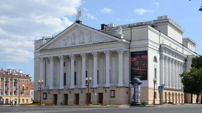 Татарский академический государственный театр оперы и балета им. М. Джалиля