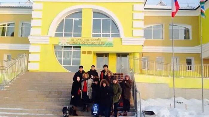 Национальный театр танца Республики Саха им. С.А. Зверева-Кыыл Уола