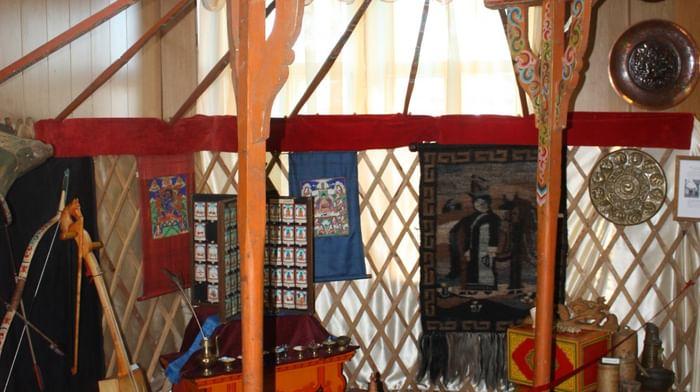 Мемориальный Дом-музей I съезда Монгольской народно-революционной партии
