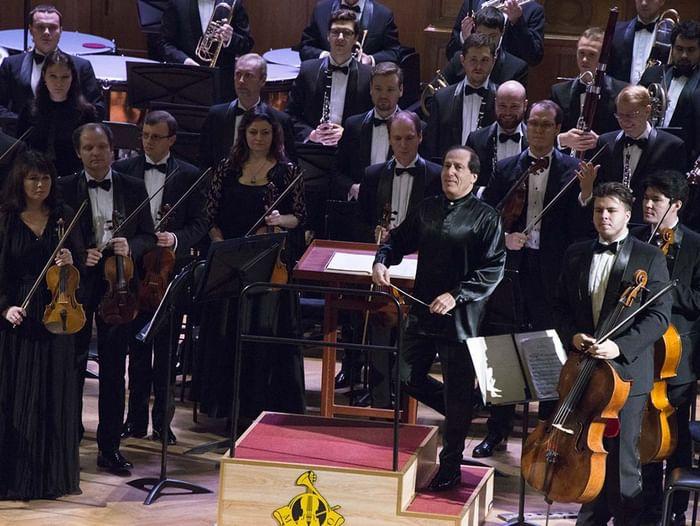 Концерт ко дню рождения Вероники Дударовой