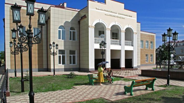 Чеченский государственный драматический театр им.Х.Нурадилова