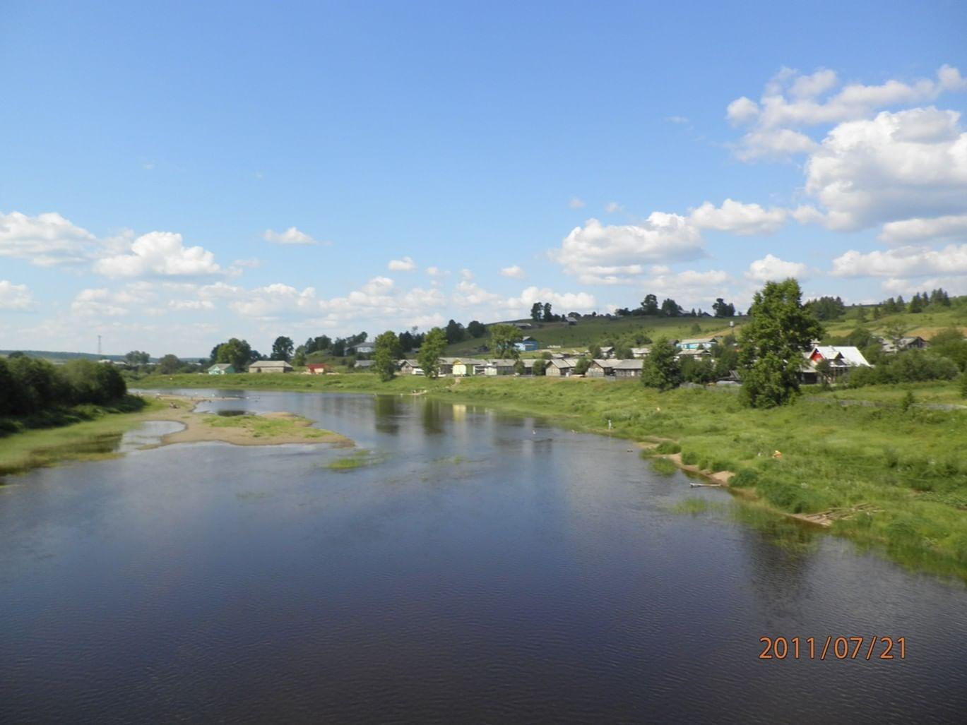 Деревня прилуки устьянского района купить дом