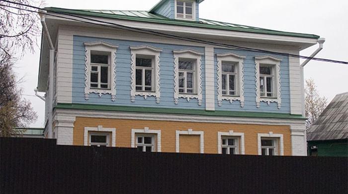 Дом крестьянина Елкина