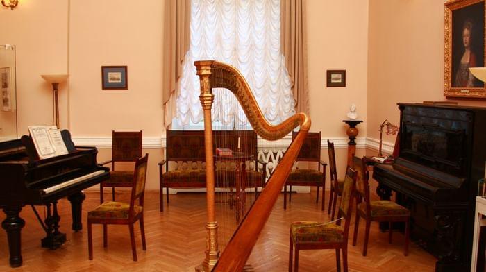 Историко-мемориальный музей «Смольный»