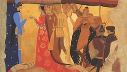 Выставка «Своими словами» Нины Гурьевой открывается вгалерее «Кино»