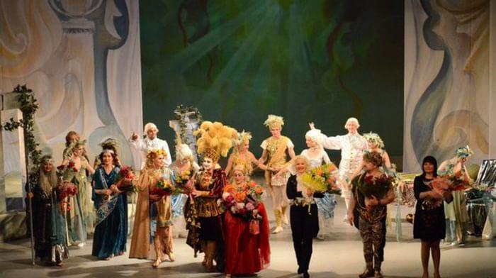 Волгоградский государственный театр «Царицынская опера»