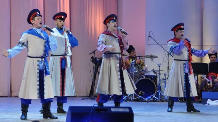 Государственный театр танца «Казаки России»