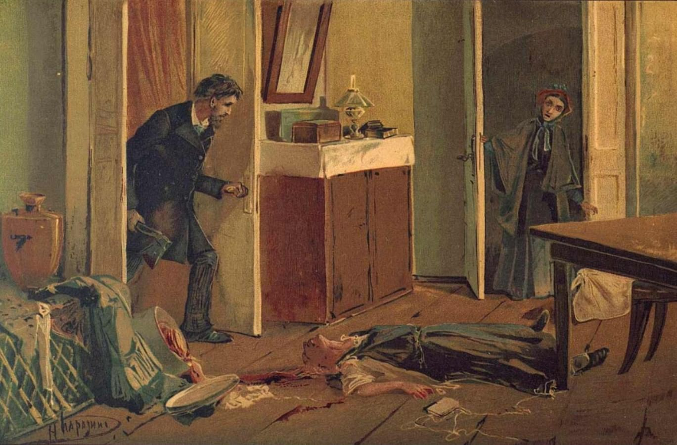 an analysis of raskolnikov dostoevskys views on criminal justice Dostoevsky's crime and punishment: protagonist & antagonist raskolnikov was not a criminal justice in king lear.