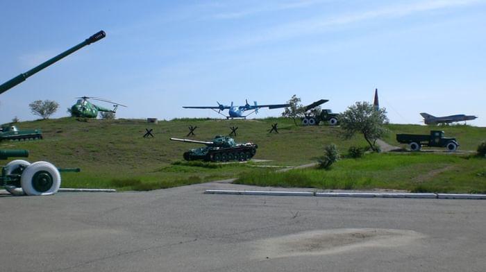 Музей боевой техники под открытым небом «Военная горка»
