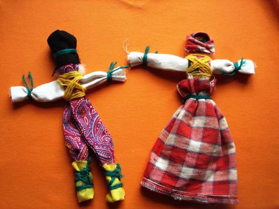 Как называется кукла сделанная своими руками 69