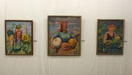«Триумф иидиллия» вВолгоградском музее изобразительных искусств
