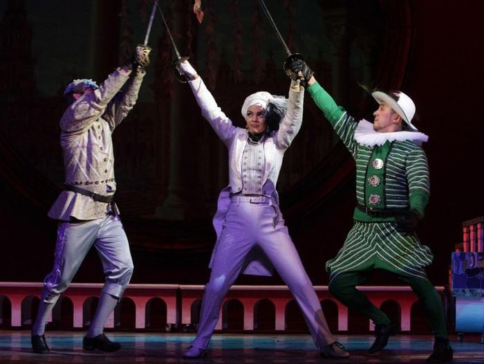 Спектакль «Дон Жуан в Севилье»